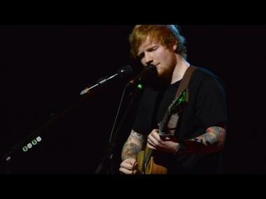 Ed Sheeran - 'bloodstream' - Brit Awards 2015