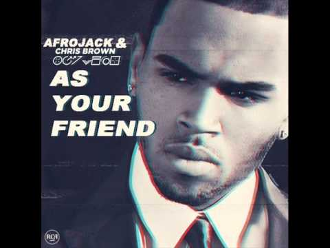 Afrojack: en duo avec Chris Brown!